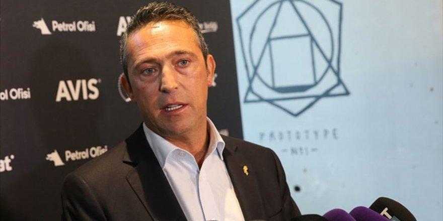 Fenerbahçe Kulübü Başkanı Koç: Bir Şekilde Fenerbahçe'nin Transfer Yapması İstenmiyor