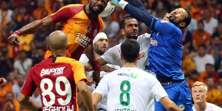 Konyaspor, Galatasaray'ı 17 yıldır yenemiyor