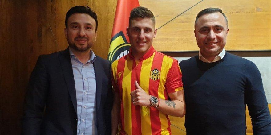 Yeni Malatyaspor, Remi Walter İle 1,5 Yıllık Sözleşme İmzaladı