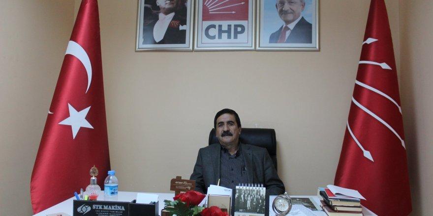 Yunak Chp İlçe Başkanı Parlaker, Güven Tazeledi