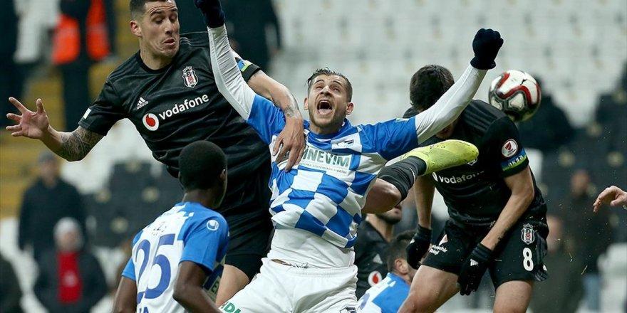 Erzurumspor, Beşiktaş'ı Kupanın Dışına İtti