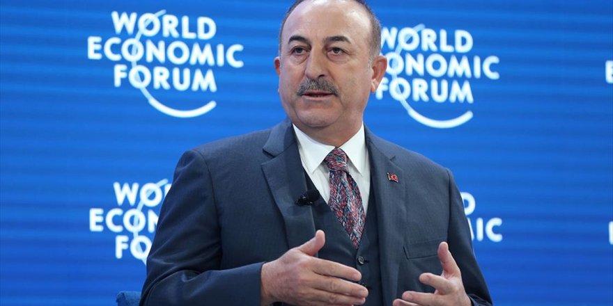Dışişleri Bakanı Çavuşoğlu: Ab Bölünmüş, İçe Kapanmış, Değerlerinden Uzaklaşmış Durumda