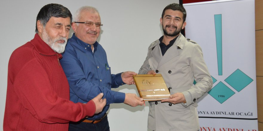 """""""Yavuz Donat Kitabı Türkiye'nin Emar'ı"""""""