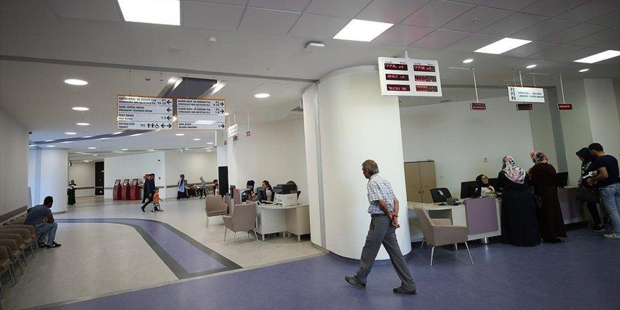 Şehir Hastanelerinde '24 Saat Nöbet' Uygulaması Devrede