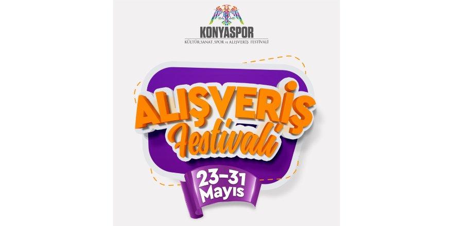 Konyaspor Kulübü festival yapacak