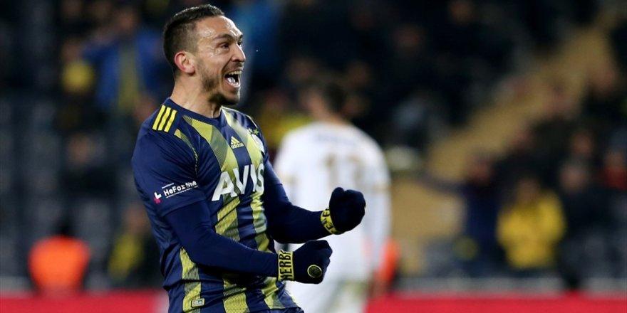 Fenerbahçeli Futbolcu Mevlüt Erdinç: Bu Statta Gol Atmak İnanılmaz Bir Şey