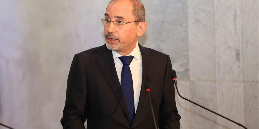 Ürdün Dışişleri Bakanı: İsrail'in Ürdün Vadisi'ni İlhakı İki Devletli Çözüm İhtimalini Ortadan Kaldırır