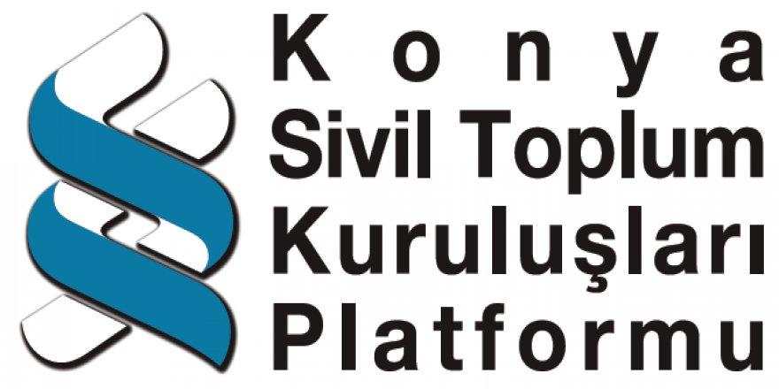 Konya STK Platformu'ndan BİSAV TEPKİSİ