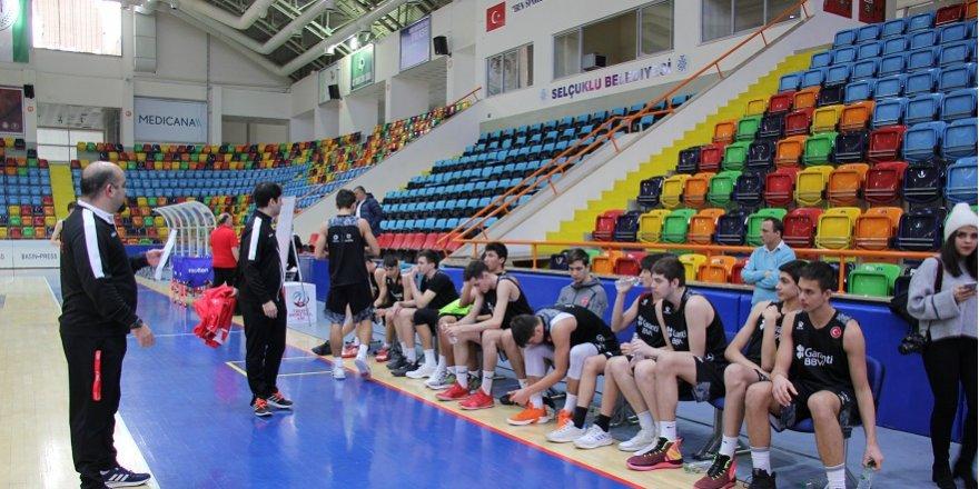 FIBA 16 Yaş Altı Erkekler Avrupa Şampiyonası başlıyor MİLLİ TAKIM HAZIR