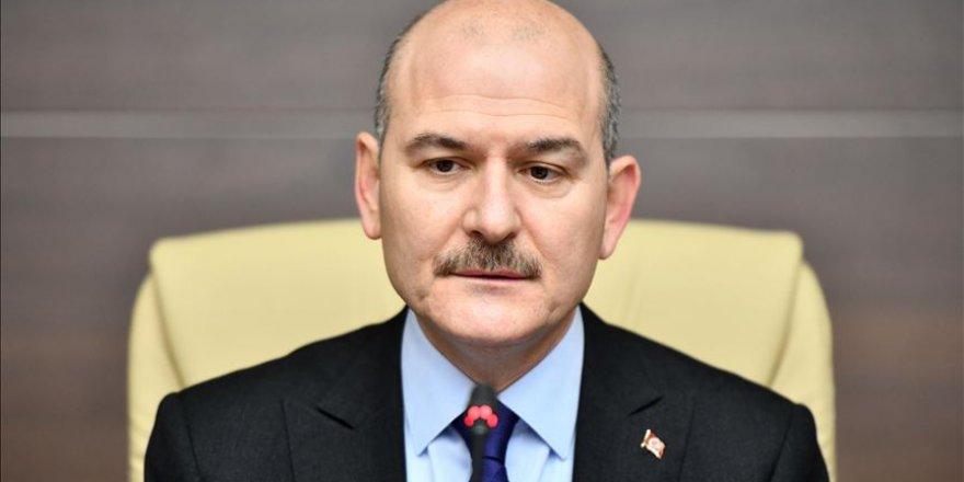 İçişleri Bakanı Soylu: 15 bini aşkın vatandaşımız yerleşkelerde misafir ediliyor