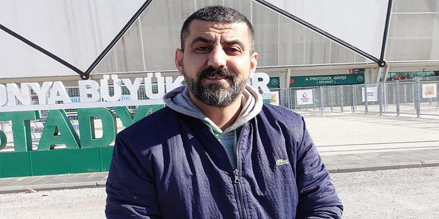 Konyasporlu Taraftarlar Depremzedeler İçin Yardım Kampanyası Başlattı