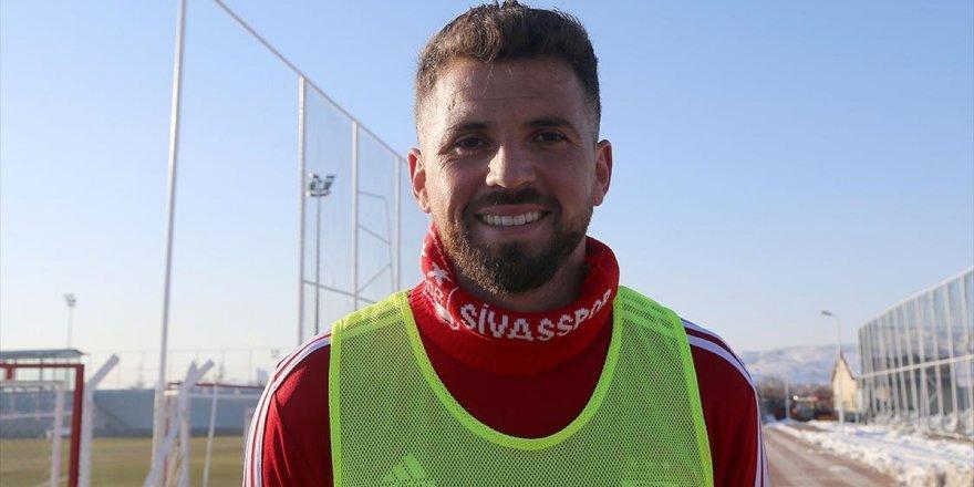 Sivasspor'un Yeni Transferi Claudemir'den İddialı Sözler