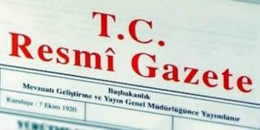 """Mersin ve Konya'da bazı yerler """"riskli alan"""" ilan edildi"""