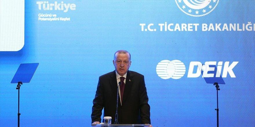Cumhurbaşkanı Erdoğan: Türkiye-cezayir Serbest Ticaret Anlaşması İçin Gerekli Adımlar Süratle Atılacak
