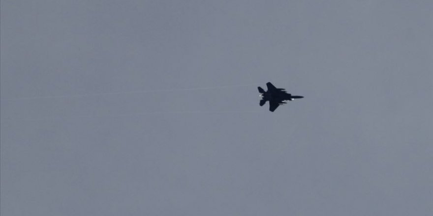 ABD savaş uçakları Haseke'de rejime ait 2 askeri noktayı vurdu