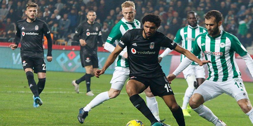 Konyaspor -Beşiktaş maçında kural hatası var mı?  Tff Açıkladı!