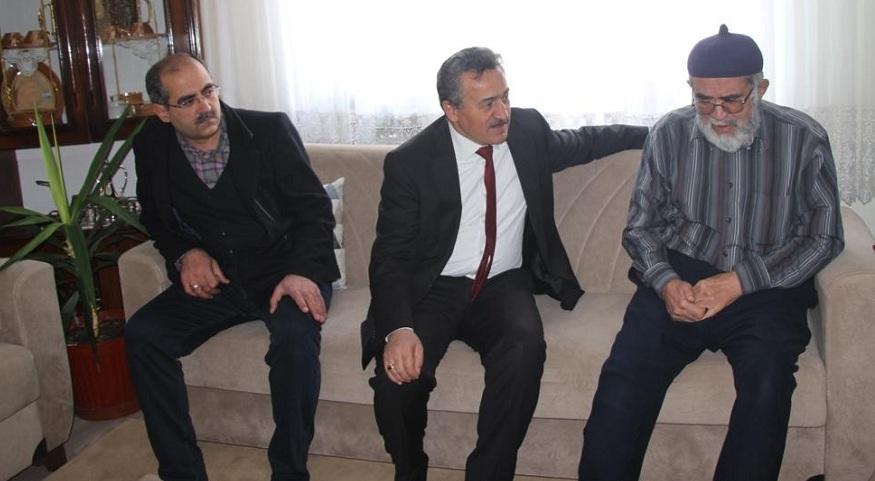 Başkan Tutal, ziyaretlerine devam ediyor