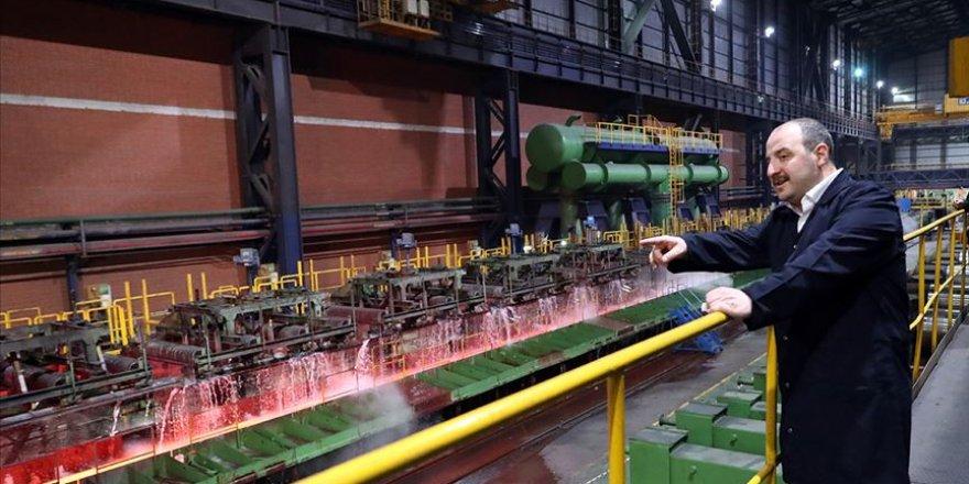 Sanayi ve Teknoloji Bakanı Varank'tan 'Derdimiz Memleket' paylaşımı