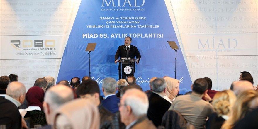 Sanayi Ve Tekonolji Bakanı Varank: Tübitak Bigg Programı İle 200 Bin Liraya Kadar Hibe Vereceğiz
