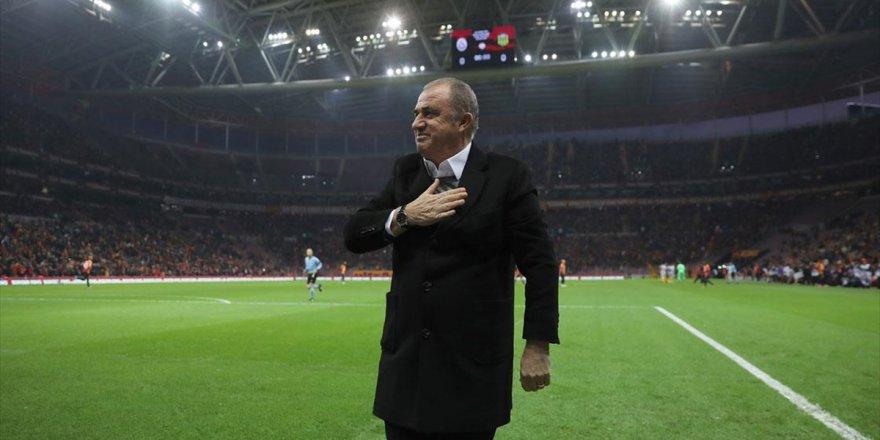 Galatasaray Teknik Direktörü Terim: Oyuncularımdan Memnunum