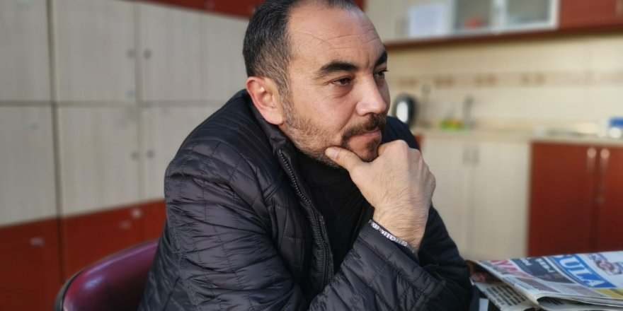 'Türkçenin faydası için birkaç satır yazabilmişsem kendimi mutlu sayarım'