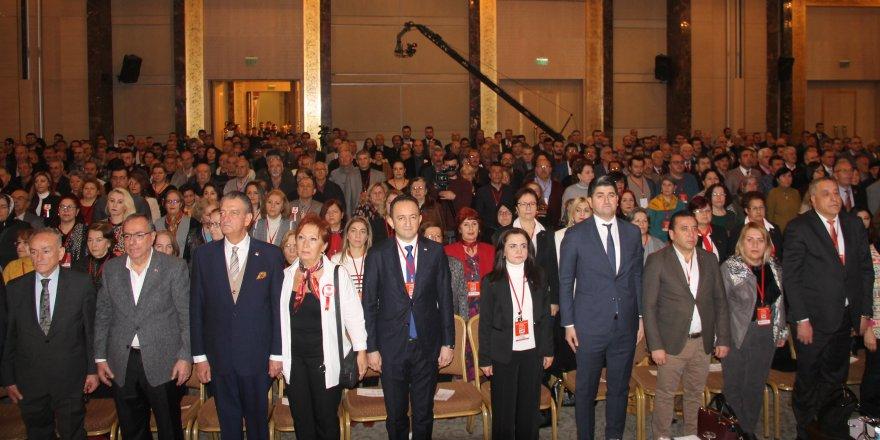 CHP Konya'da, Barış Bektaş güven tazeledi