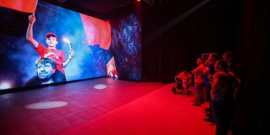 İletişim Başkanlığı Taksim'deki 'Dijital Gösterim Merkezi'ni Kaldıracak