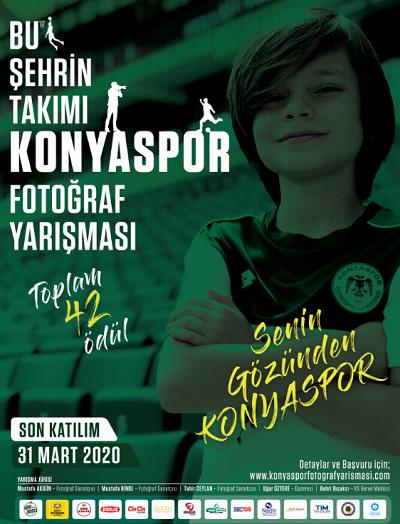 Konyaspor'dan fotoğraf yarışması