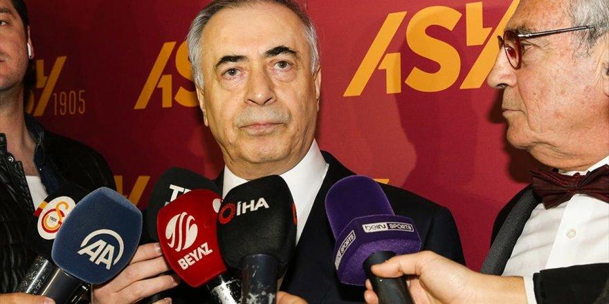 Galatasaray Başkanı Cengiz'den Derbi Açıklaması