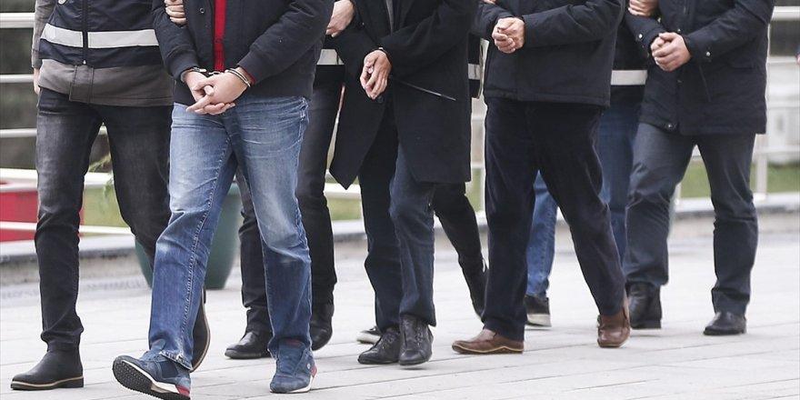 Sivas merkezli 9 ilde komiser yardımcılığına geçiş sınavı operasyonunda 10 gözaltı