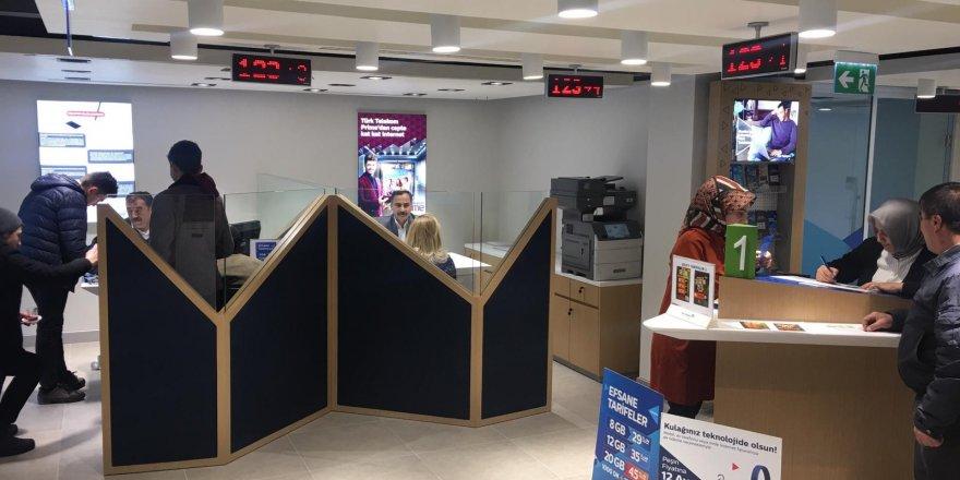 Türk Telekom'un yenilenen Konya Nalçacı Ofisi hizmete girdi