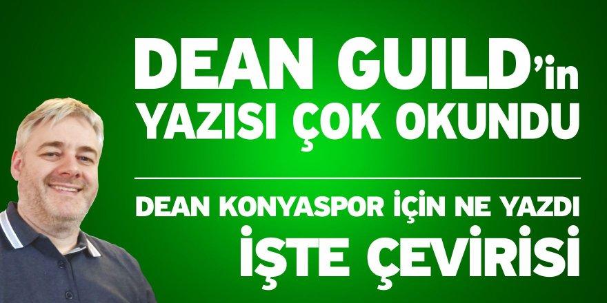 Düne Dair Gözlemler - Dean Guild