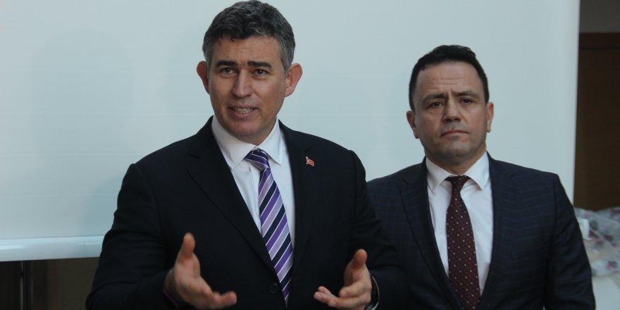 TBB Başkanı Feyzioğlu'ndan Kadir Şeker davası açıklaması KATKI YAPACAĞIM