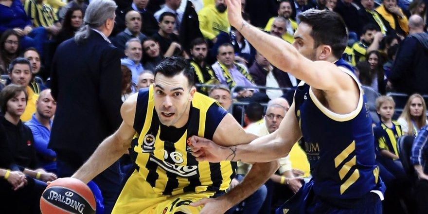 Fenerbahçe Beko Sahasında Real Madrid'e Farklı Yenildi