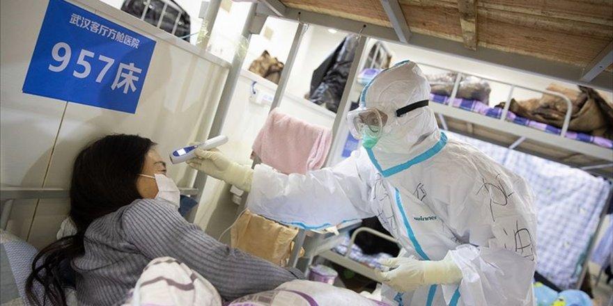 Dünyada Yeni Tip Koronavirüs Bulaşan Kişi Sayısı 76 Bin 700'ü Aştı