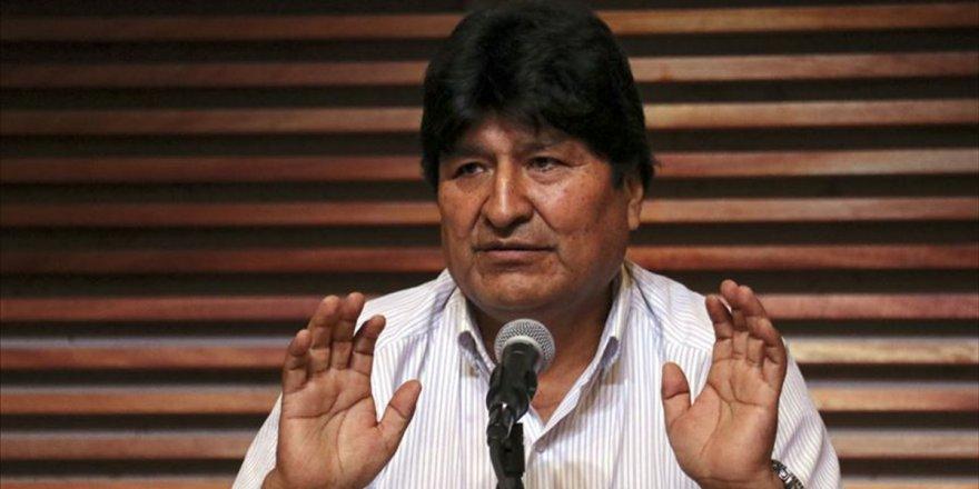 Bolivya'da Evo Morales'in Mayıs Genel Seçimlerine Katılmasına Engel