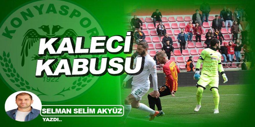 KALECİ KABUSU - Selman Selim Akyüz