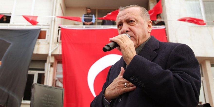 Cumhurbaşkanı Erdoğan: Yalova'da Milyonlarca Lira Chp'li İdarecilerce Talan Edildi