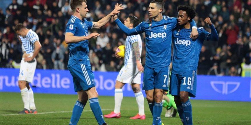 Ronaldo'nun Bininci Maçında Juventus Liderliği Bırakmadı
