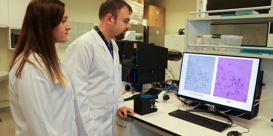 Türk Bilim İnsanları Görüntü Kalitesi Yüksek Taşınabilir Mikroskop Geliştirdi