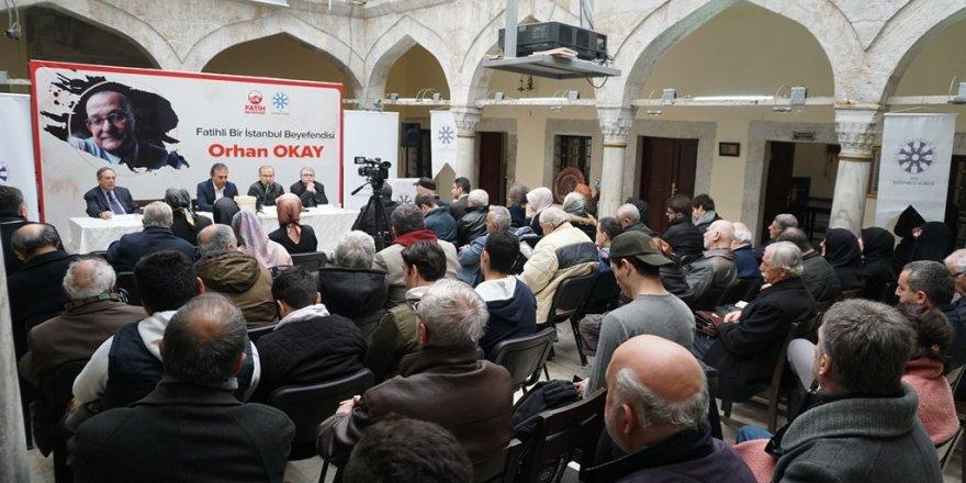 """""""Mustafa Kutlu bugün varsa Orhan Okay'dan dolayı var"""""""