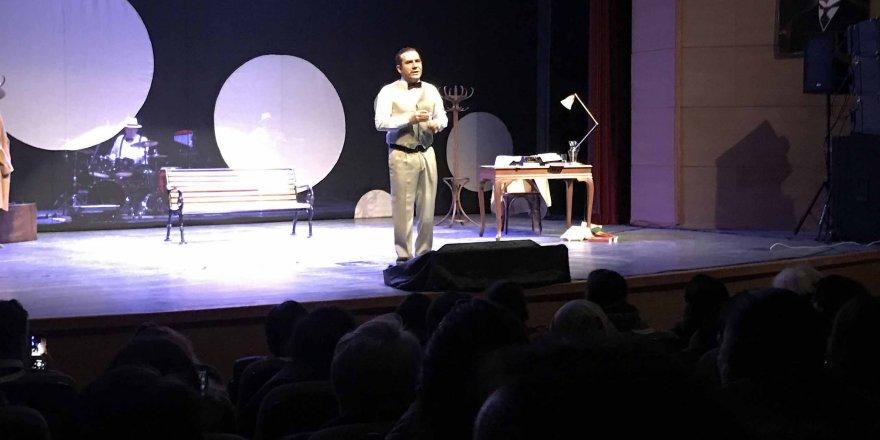 Ferhat Göçer, Sabahattin Ali'yi Anlatan Müzikalle Türkiye Turnesinde