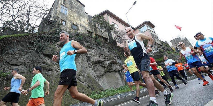 40. Uluslararası Trabzon Yarı Maratonu Koşuldu