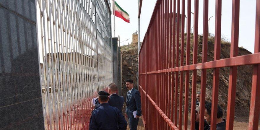 Irak, Koronavirüs Nedeniyle İran İle 2 Sınır Kapısını Ticari Geçişlere De Kapattı