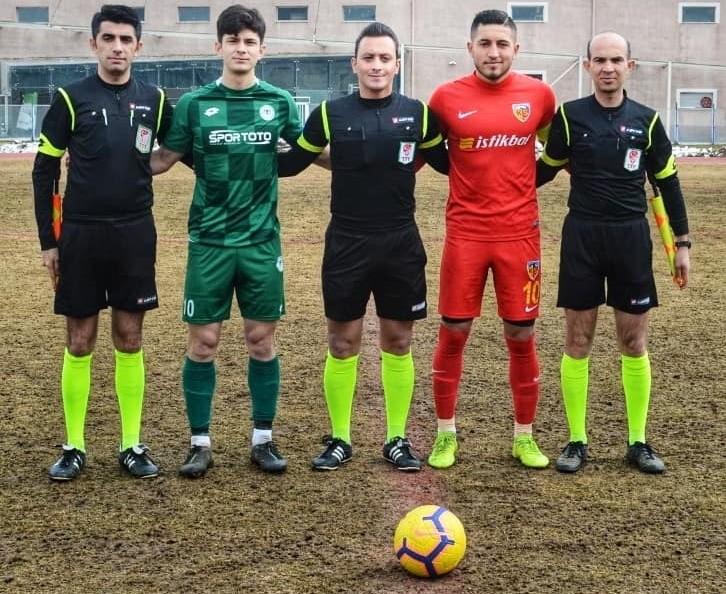 Konyaspor U 19 mağlup