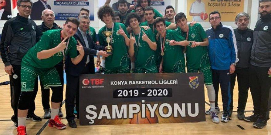 Konyaspor, İl Şampiyonu Oldu