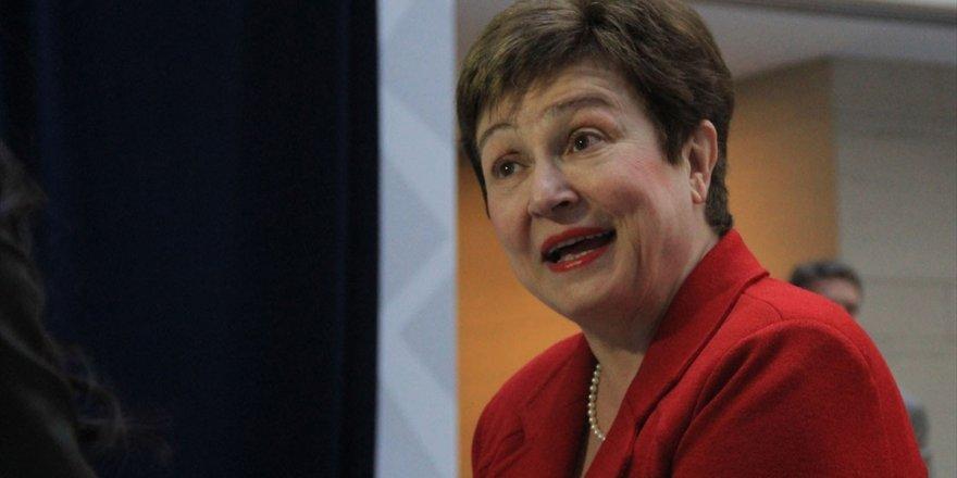 Imf Başkanı Georgieva'dan Koronavirüse Karşı Küresel İş Birliği Çağrısı