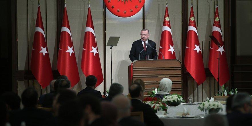 Cumhurbaşkanı Erdoğan'dan Derslik Ve Okul Yapımı İçin Bağış Çağrısı