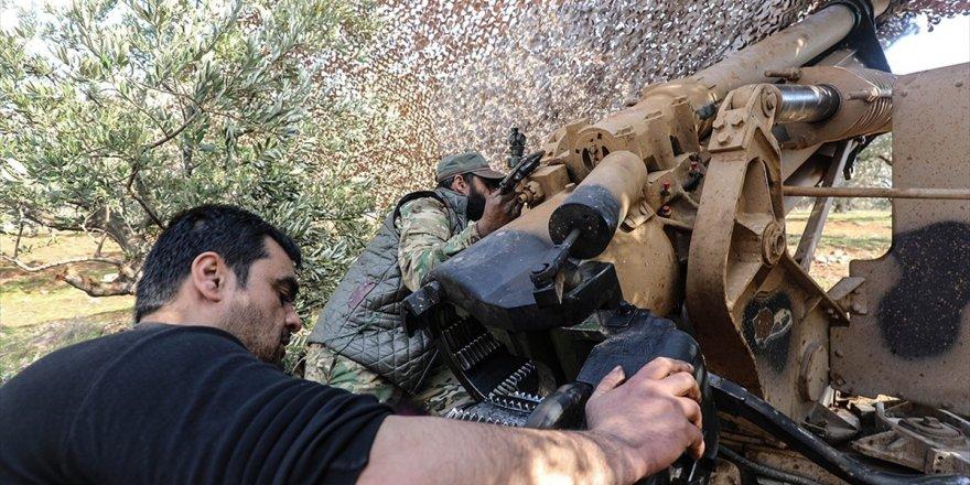 İdlib'de Ilımlı Muhalifler Stratejik Önemdeki Neyrab Köyünü Aldı