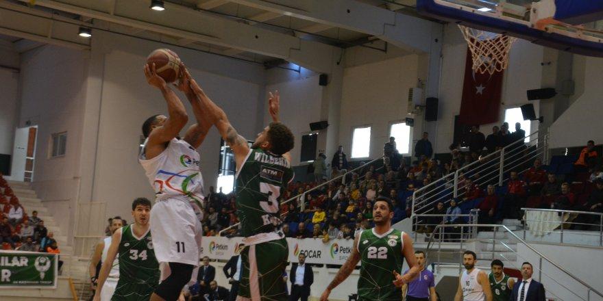 Konyaspor Basketbol GÜVEN VERMİYOR!